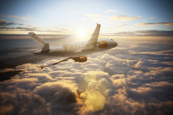Fastjet Airlines Plane