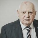 President Mikhail Gorbachev Portrait